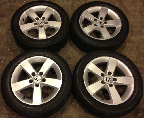 Used Honda Crosstour >> Used Honda Civic Rims | eBay