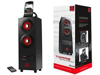 Psyc wireless tower speaker 🔊