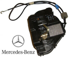 GENUINE MERCEDES E CLASS W211 02> O/S REAR DOOR LOCK 2117300535