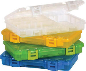 4 Plano Stowaway Organizers - 5 to 20 Compartments - New Stock