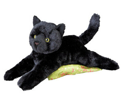 Halloween Black Cat Stuffed Animal (New DOUGLAS CUDDLE TOY Stuffed Soft Plush Animal BLACK CAT Kitten Halloween)