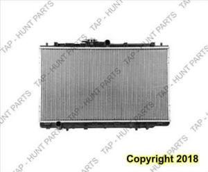Radiator (2375) Type S With Provision For Temp Sensor Acura TL 2002-2003