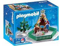 Brand New In Box - Playmobil - Christmas Nativity Scene