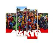 Marvel Super Hero Canvas