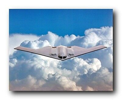 Wall Decoration Military B-2 Bomber jet Plane Aviation Art Print Poster (16x20)