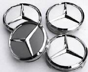 Mercedes Nabenkappen
