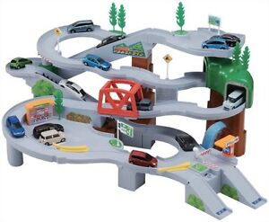 Brand New Tomica Pass Mountain Road Drive  from Japan