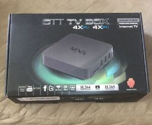 OTT TV Box