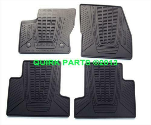 ford escape floor mats oem ebay. Black Bedroom Furniture Sets. Home Design Ideas