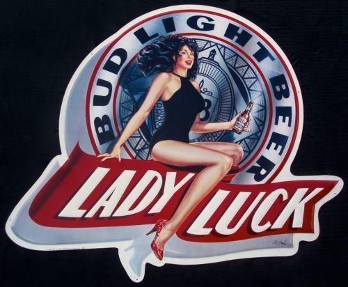 Bud Light Tin Sign Ebay