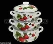 Strawberry Cookware