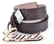 Mens Brown Gucci Belt
