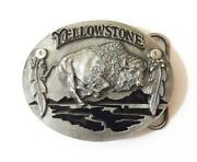 Yellowstone Belt Buckle