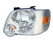2007 Ford Explorer Headlights