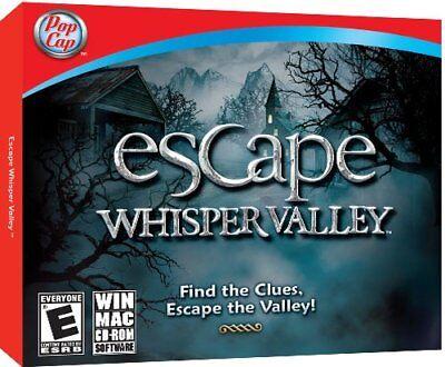 Computer Games - Escape Whisper Valley PC Games Window 10 8 7 XP Computer hidden object seek find