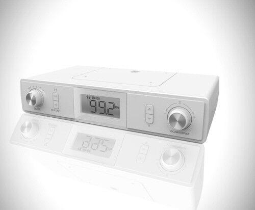 Radio da cucina con Bluetooth sottostruttura LABORATORIO Radiosveglia