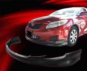 2009 2010 corolla front and rear k style lips West Island Greater Montréal image 2