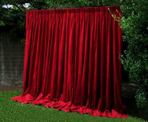 Used Theater Curtains Ebay