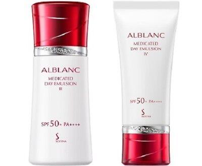 Sofina Alblanc Medicated Day Emulsion SPF50+ PA++++ 30ml
