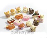 Kawaii Cabochons Set