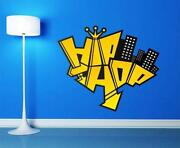Street Dance Wall Stickers