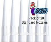 Silicone Nozzles