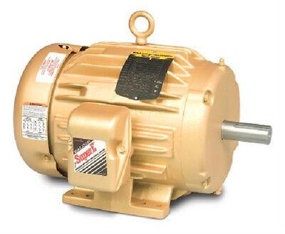 Em2394t 15 Hp 3520 Rpm New Baldor Electric Motor