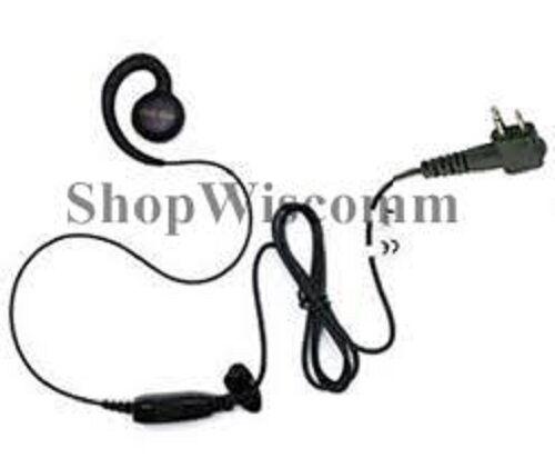 Motorola PMLN5807A Mag One Overthe-ear swivel earpiece w/Mic CP200 BRR40 & More