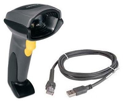 Symbol Motorola Ds6708-dl20007zzr 1d 2d Barcode Drivers License Pos Scanner Usb
