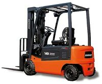 Forklift Training!! Get License&Certificate at LOWEST price!!