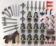 Lego Knights Kingdom Minifigures