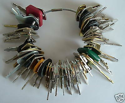 69 Keys - Ultimate Grande Heavy Equipment Key Set-new