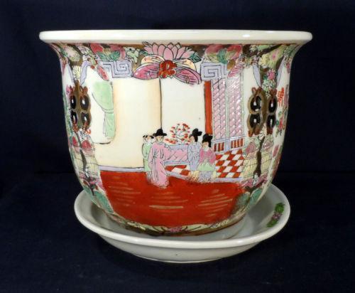 Chinese fish bowl ebay for Chinese fish bowl