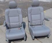 Honda Odyssey Middle Row Seat