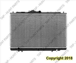 Radiator (2431) Without Provision For Temp Sensor Acura CL 2001-2003