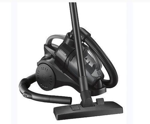 bagless cylinder vacuum cleaner ebay