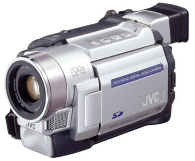 JVC GR-DVL520EA MiniDV Digital Camcorder - Discontinued
