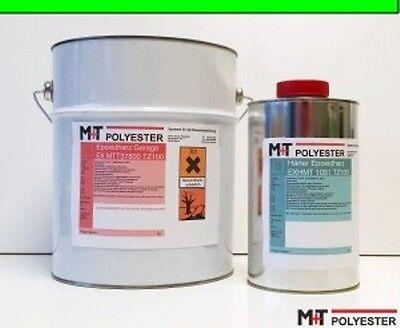 3 kg Harz für Mineralguss, Polymerbeton, selber machen