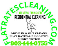 Experienced Cleaners! Move In & Out~Short Notice & Flat Rates
