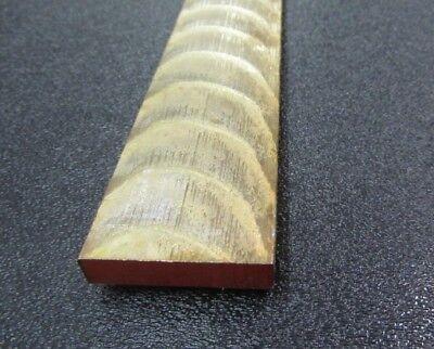 954 Bronze Oversize Flat Bar 14 Thick X 1.12 Wide X 36.0 Length