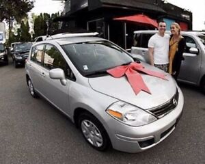 Priced To Sell Quick: 2010 Nissan Versa 1.8 S Hatchback