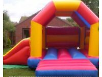CHEAP BOUNCY CASTLE AND SOFT PLAY HIRE! £50