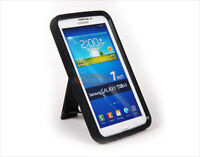 "Samsung Galaxy Tab3/4 7"" case (stand with rugged hard cover)-NEW"