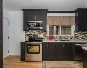 Upper Level 3 bedroom fully renovated apartment