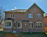 Welcome to fast growing Stouffville commnity