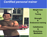 I am a personal trainer in montreal