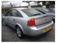 Vauxhall Vectra 1.9 CDTi 16V Club (150) 5 dr MOT due September.