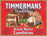 TIMMERMANNS Oude Kriek Retro Lambic