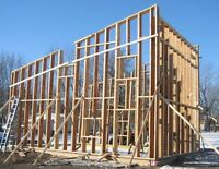 Looking for RETIRED CONSTRUCTION FRAMING contractor