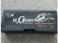 D&D H2Ocean salinity refractometer
